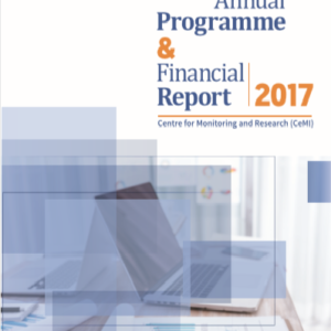 Annual Programme and Financial Report 2017