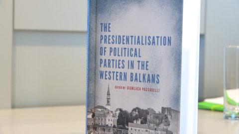 Političke partije u Crnoj Gori prezidencijalizovane u velikoj mjeri