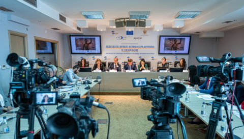 Judicial Reform: Upgrading CSO's capacities to contribute to the integrity of judiciary