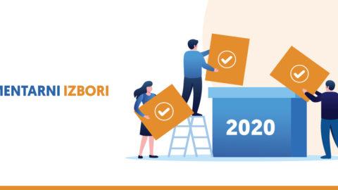 Građansko nadgledanje parlamentarnih i lokalnih izbora u Crnoj Gori 2020