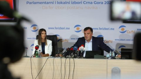 """MORE THAN 70% OF THE SAMPLE PROCESSED, """"IN BLACK AND WHITE"""" AND THE BOSNIAK PARTY ALMOST CERTAINLY PASSED THE CENSUS"""