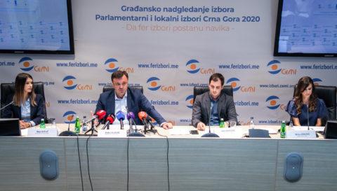 Svi akteri izbornog procesa prihvatili izborne rezultate što ove izbore čini jedinstvenim u crnogorskoj istoriji